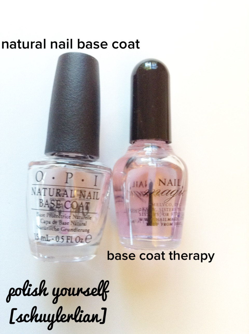 Nail Care Favorites (Fall 2014) - INSPIRE BY SCHUYLER